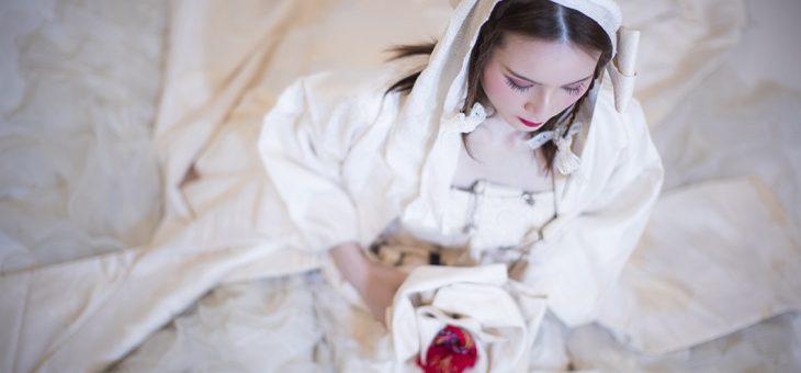白無垢とドレスの融合(作品撮り)