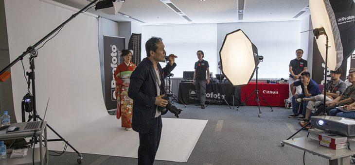 東京都写真館協会主催イベントでのセミナー実施