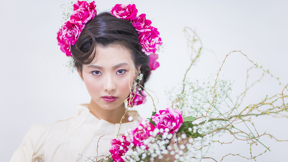 Miss International Japan 2015 中川愛理沙さんのプロフィール映像制作