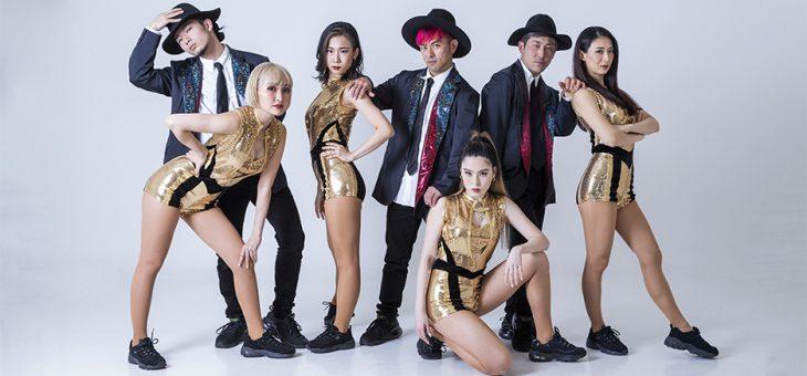 群馬クレインサンダーズ のダンサー(RIZE Dancers)のプロフィール撮影